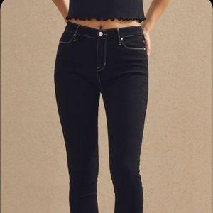 Pacsun high rise black jean jeggings